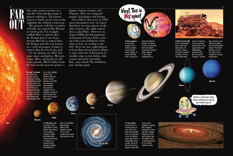 Planets - Kids Discover