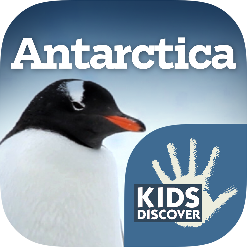 Antarctica for iPad
