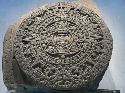Understanding the Mysterious Aztec Sun Stone - Kids Discover