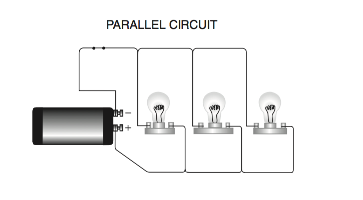 Parallel Circuit For Kids